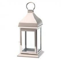 Silver Glint Large Lantern (pack of 1 EA) - €25,75 EUR