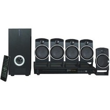 Naxa 5.1-channel Dvd & Karaoke Entertainment System (pack of 1 Ea) - $68.24