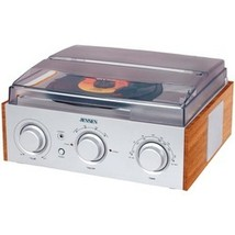Jensen 3-speed Stereo Turntable With Am And Fm ... - $37.26