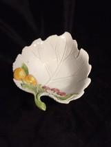 Greg Matthews By Oggetti  Leaf Fruit Serving Bo... - $36.62
