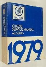 1979 Buick Lesabre Skyhawk Regal Riviera Skylark Service Repair Shop Manual Oem - $69.29