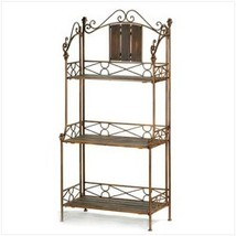 Rustic Baker`s Rack Shelf (pack of 1 EA) - $70.30