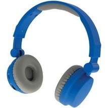 Ilive Wireless Touch Headphones With Microphone (blue) (pack of 1 Ea) - $22.04