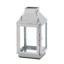 Tribeca Steel Candle Lantern (pack of 1 EA) - €8,52 EUR