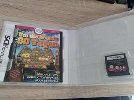Nintendo DS~PAL REGION Around The World In 80 Days image 2