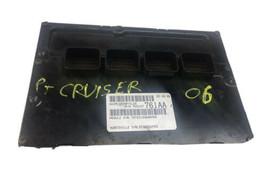 07 2007 Chrysler PT Cruiser 2.4L ECM PCM Engine Control Module | P051877... - $135.00