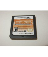 TouchMaster 2 (Nintendo DS, 2008)  CARTRIDGE ONLY - $3.79