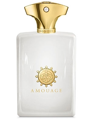 HONOUR MAN by AMOUAGE 5ml Travel Spray Perfume Pepper Cedar Nutmeg HOMME