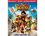 The Pirates Band of Misfits (Blu-ray/DVD, 2012, 2-Disc Set)