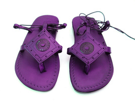 Leather Sandals for Women INCA by SANDALIM Biblical Greek Roman Sandals - $39.83 CAD+