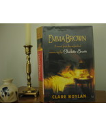 EMMA BROWN MYSTERY CHARLOTTE BRONTE CLARE BOYLA... - $11.99
