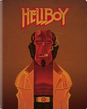 Hellboy Project Pop Art Limited Edition Steelbook (Blu Ray)