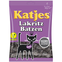 Katjes Lakritz Batzen gummies -Made in Germany ... - $4.50