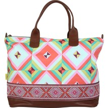 Amy Butler for Kalencom Marni Duffel Bag (Sky Pyramid) - $190.50