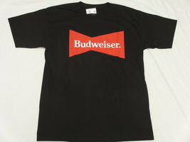 NWT Mens Alife T-Shirt Bud Bowtie Budweiser Tee Black - $15.99+