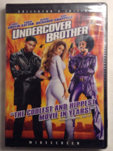 Undercover Brother DVD Collector's Edition 2003 Widescreen  - $8.00