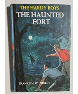 HARDY BOYS The Haunted Fort by Franklin W Dixon (c) 1965 Grosset & Dunla... - $12.86