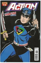 Codename Captain Action #2 F-VF Dynamite Comics NYCC Exclusive 2013 - $5.95