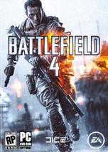 Battlefield 4 PC windows  2013 EA BF4  Brand New Sealed. Same day ship! - $14.03