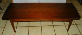 Mid Century Walnut Coffee Table  (RP-CT127) - $499.00