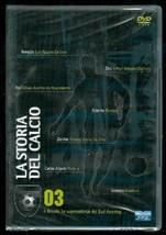La Storia del Calcio DVD Vol. 3 Brasil Soccer - $3.00