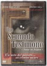 Uno Scomodo Testimone DVD Snow in August - $4.00