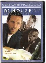 Dr. House. Medical Division. Season 3 Disco 1 DVD - $2.00