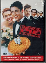 American Pie Il Matrimonio DVD Jason Biggs Seann William Scott - $4.00