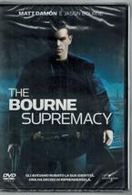 The Bourne Supremacy DVD Matt Damon Brian Cox Julia Stiles - $4.00