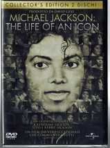Michael Jackson - The Life of an Icon Box 2 DVDs Collector's Edition - $6.00