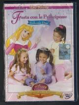 Festa con le Principesse vol. 2 DVD Disney Interactive Party - $5.00