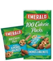 Emerald Natural Almonds & Walnuts 100 Calorie Packs - $8.70