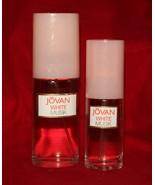 2 pc Jovan WHITE MUSK For WOMEN Cologne SPRAY 2 oz / 1 oz - WOMEN - $15.59