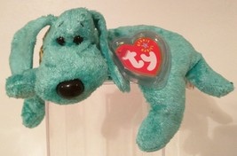 TY BEANIE BABIES 2001 COLLECTIBLE – Diddley the Dog – RETIRED - MWMT - $12.28