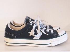 CONVERSE STAR PLAYER EV OX Black 111319 All Star Sneakers Size: Men: 5; ... - $43.56