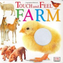 Touch and Feel: Farm [Board book] DK - $3.99