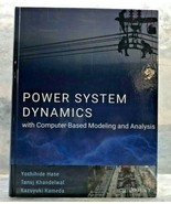 Power System Dynamics with Computer-Based Modeling and Analysis 1st Edition - $186.99