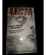 REEFER MADNESS (VHS) Used Very Good 1936/1996 - $9.00