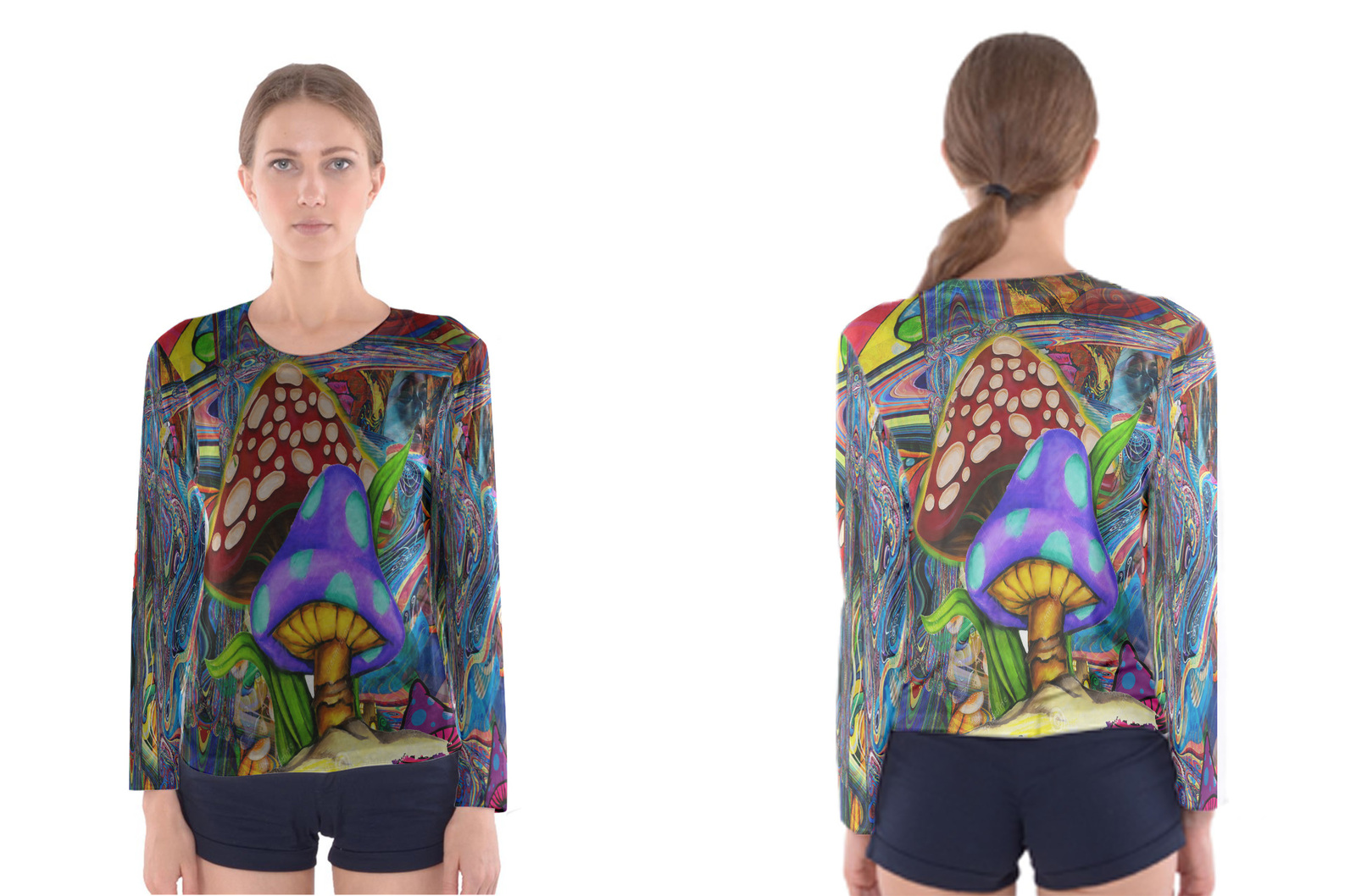 Primary image for DMT Collection #2 Women's Long Sleeve T-Shirt