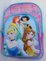 "Disney Princess 16"" back pack girls back to school pink - $22.43"