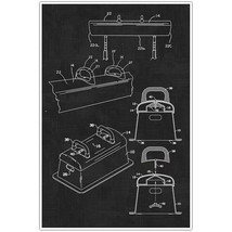 Pummel Horse Patent Blueprint , Gymnastics Photo Art - $11.39+