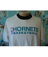 Vintage 90's Charlotte Hornets NBA Champion Practice T Shirt XXL  - $49.49