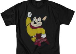 Mickey Mouse Superhero Retro 80's Cartoon Character TV series distressed CBS672 image 3