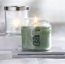 Yankee Candle Mistletoe Medium Jar Scented Candle 14.5 oz. - $23.36