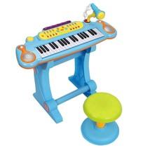 Piano Electronic Toy Child Keyboard Kids Musical 37 Key Microphone Music... - $82.24+