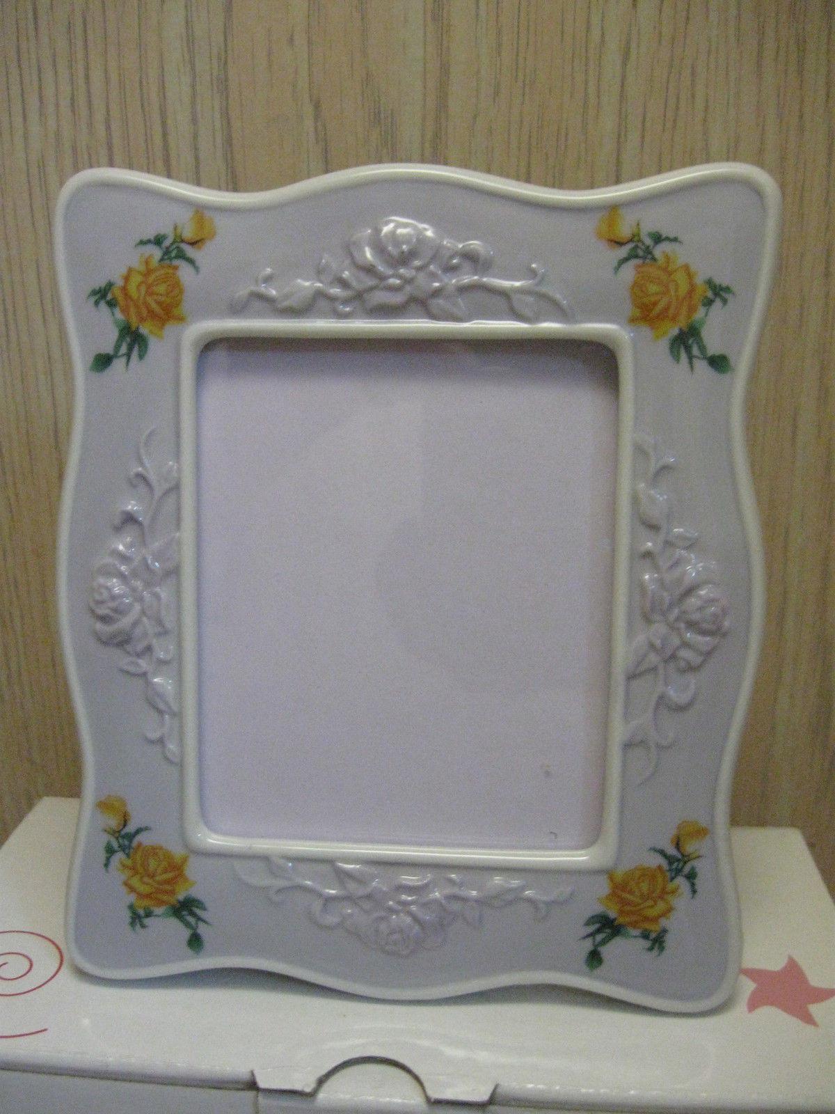 Birthday Gift 2007 President's Club Porcelain Frame Set Qty 3 Avon