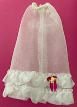 Vintage Barbie Francie Waltz in Velvet #1768 White Petticoat  308-34 - $38.00
