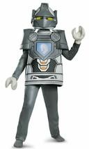 Disguise Deluxe LEGO Lance Nexo Knights Boys Child Halloween Costume LG 10-12 image 1