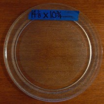 "14 1/8"" GE WB49X10122 Glass Turntable Plate/Tray Gently Used Clean No C... - $54.44"
