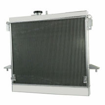 ALL ALUMINUM RADIATOR 2855AL FOR 06 07 08 09 10 HUMMER 09-12 CANYON COLORADO image 6
